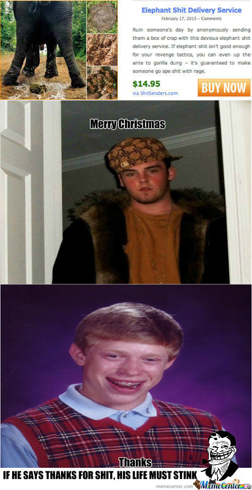 [RMX] Bad Luck Brians Chirstmas