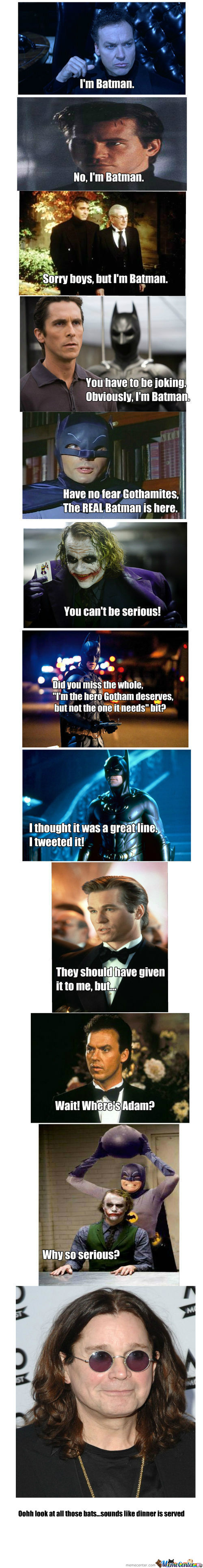 [RMX] Batman Debate