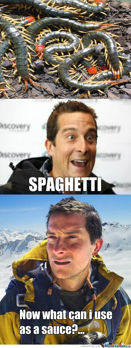 [RMX] Bear Grylls Overview Of Food