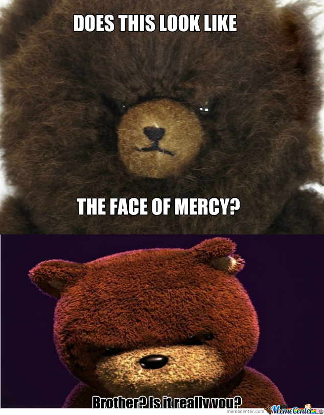 [RMX] Bear Of Mercy? I Think Not
