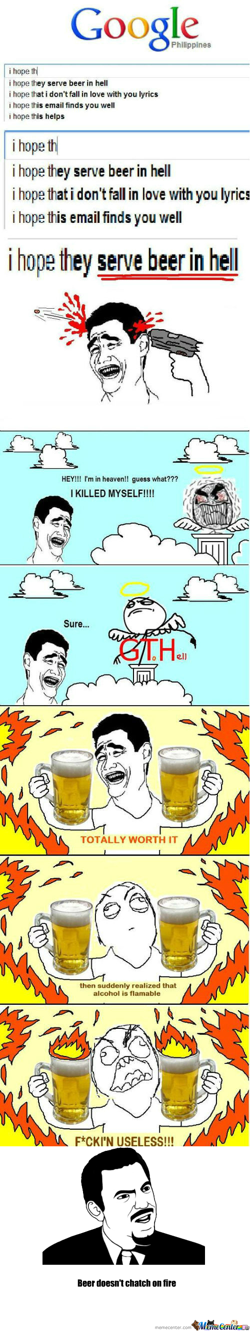 [RMX] Beer In Hell!!!
