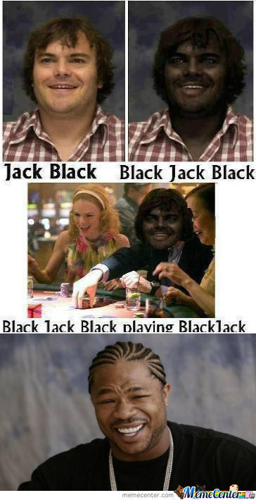 [RMX] Blackjackblack
