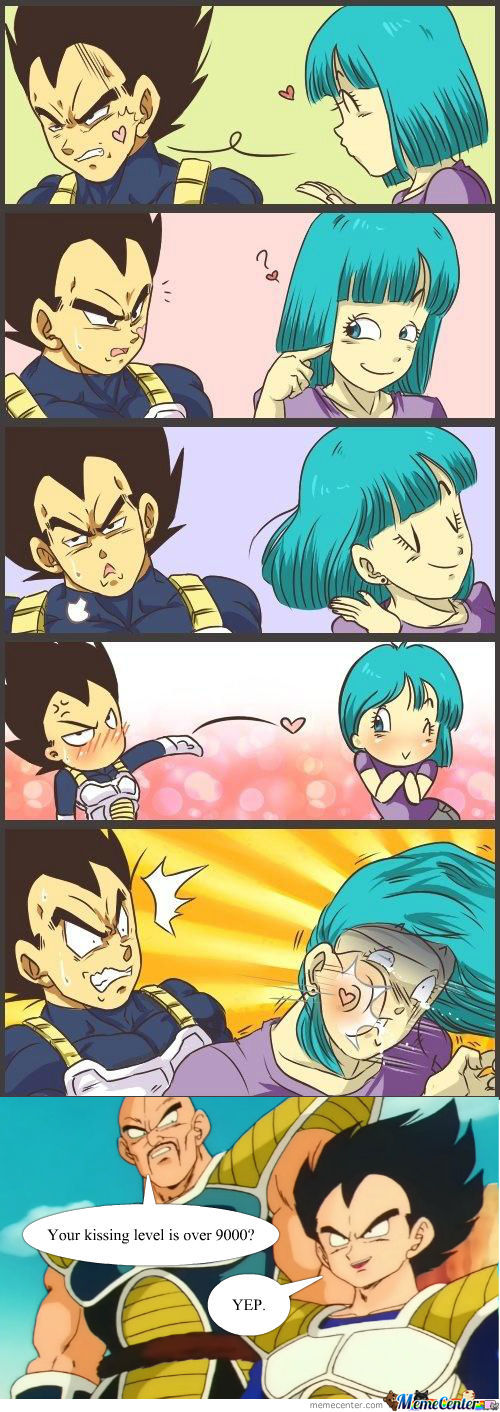 [RMX] Blowing Kisses Dragon Ball Style