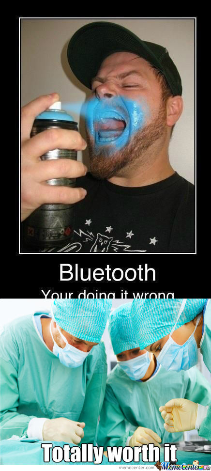 [RMX] Bluetooth ? No Problem...