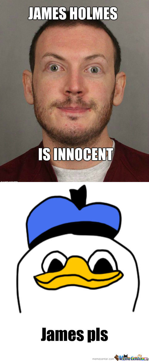 [RMX] Breaking News! James Holmes Is Innocent