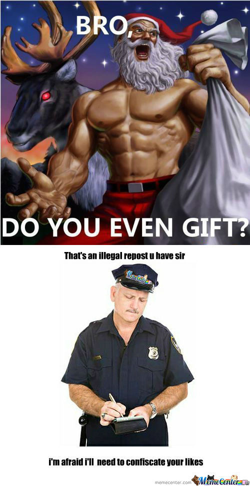 [RMX] Bro, Do You Even Gift?