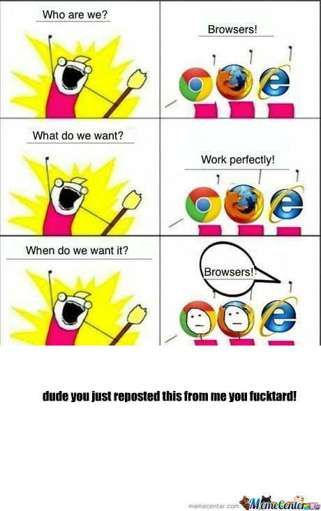 [RMX] Browsers!