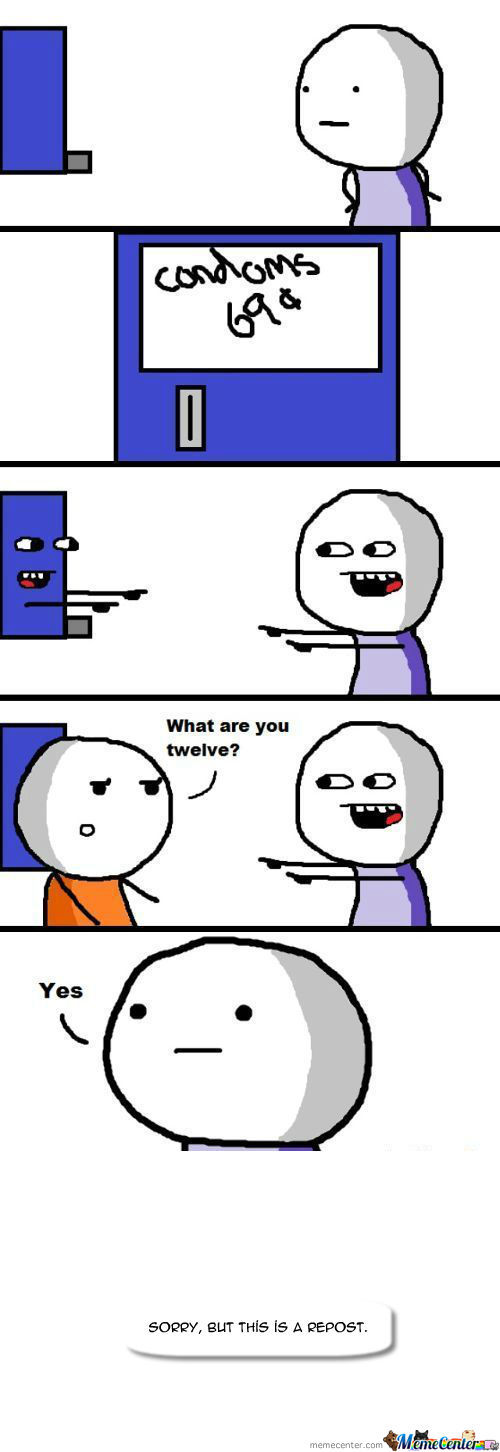[RMX] Buying Condoms