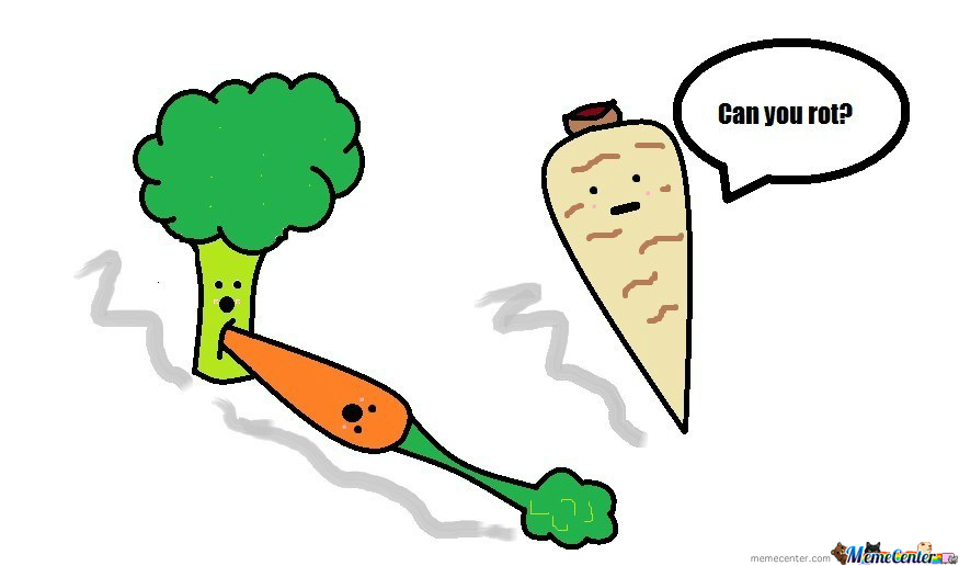 [RMX] Can You Not (Vegetable Edition)