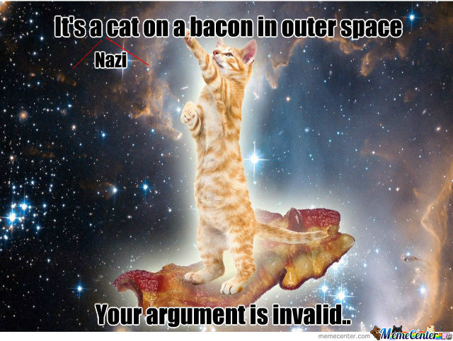 [RMX] Cant On A Bacon In Outer Space, Well I'm Sure ''i'' Can Explain That..