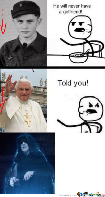 [RMX] Cereal Guy - Pope