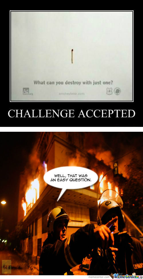 [RMX] Challenge Accepted