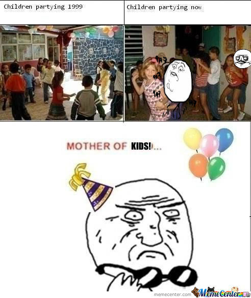 [RMX] Children Partying.. 1999 And 2012
