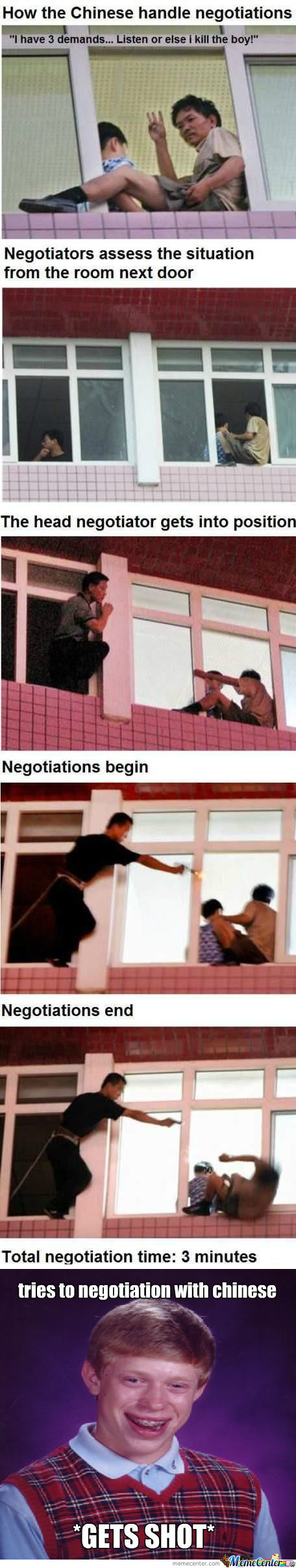 [RMX] Chinese Negotiations