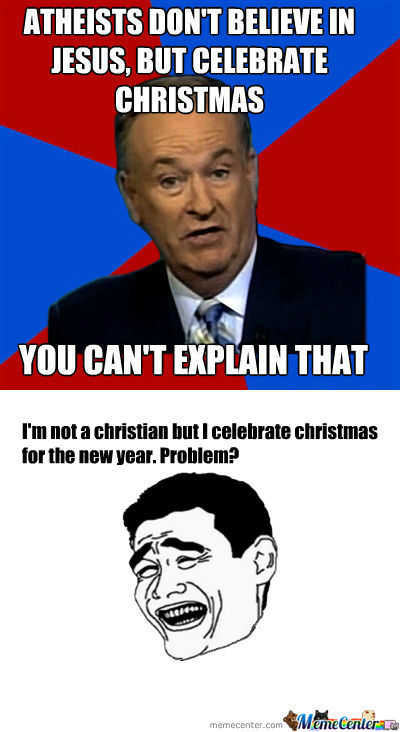 [RMX] Christmas Isn't For You, Atheists