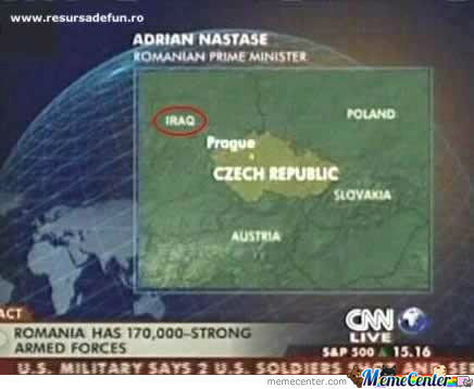 [RMX] Cnn Geography!