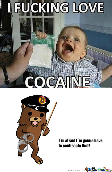 [RMX] Cocaine Kid Strikes Again!