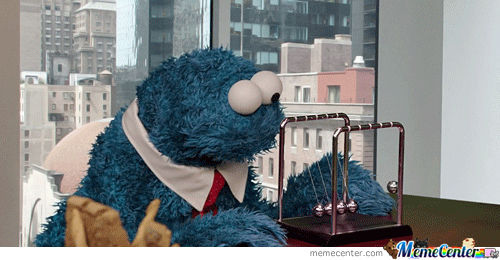 [RMX] Cookie monster at office
