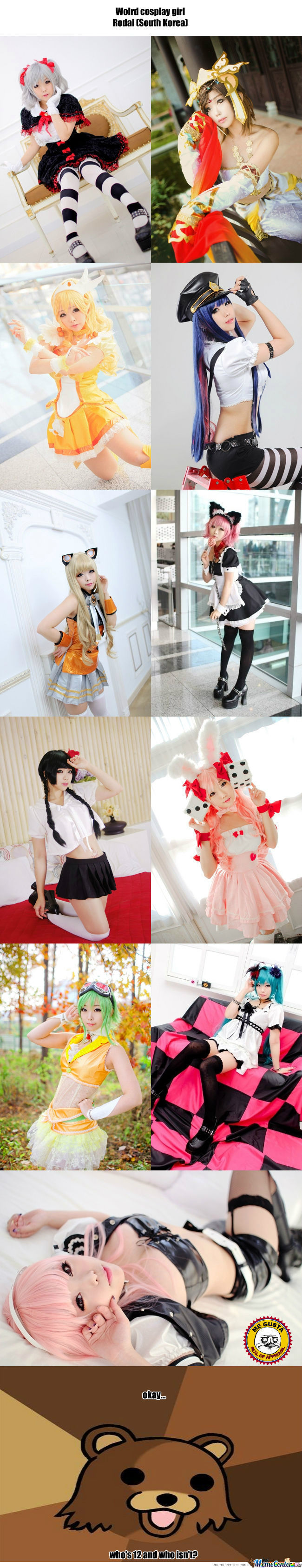 [RMX] Cosplay Girl 45 : Rodal (South Korea)