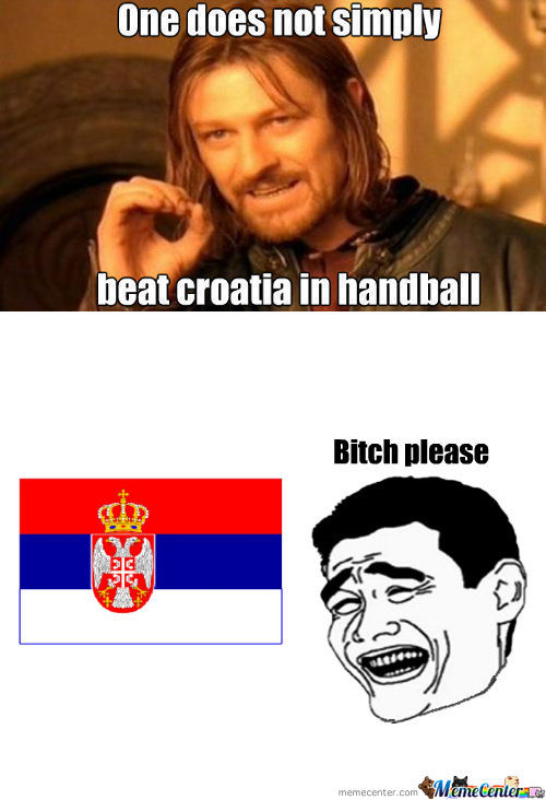 [RMX] Croatia And Handball
