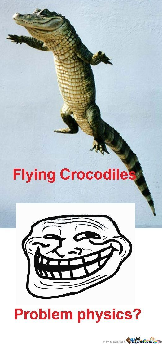 [Rmx] Crocodiles... .