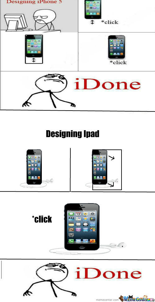 [RMX] Designing Iphone 5