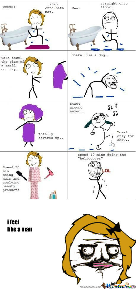 [RMX]  Difference Between Men And Women..