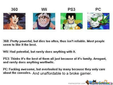[RMX] Dragon Ball : Consoles