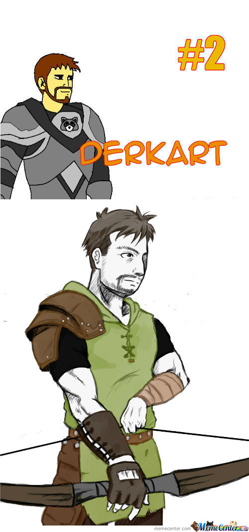 [RMX] Drawing Mc Artists: Derkart