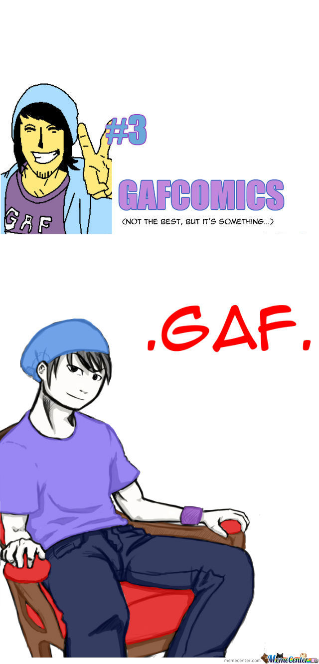 [RMX] Drawing Mc Artists: Gafcomics