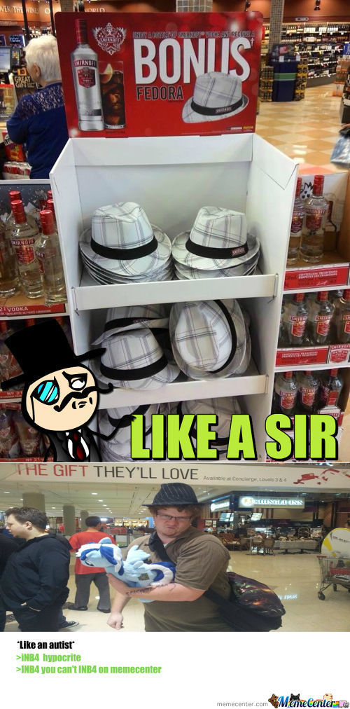 [RMX] Drinking Smirnoff Like A Sir.