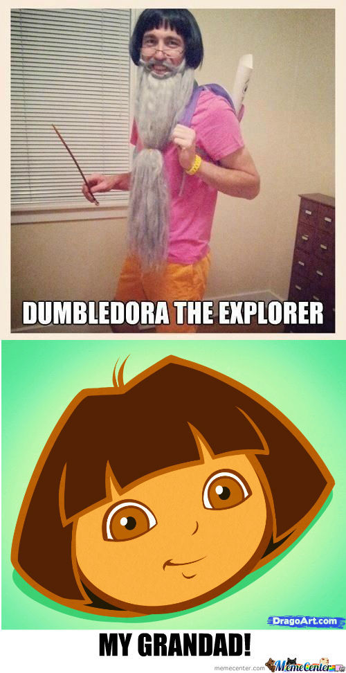 [RMX] Dumbledora The Explorer