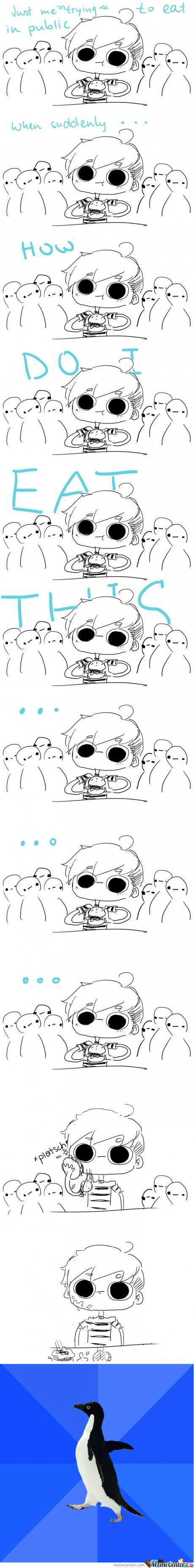 [RMX] Eating In Puplic