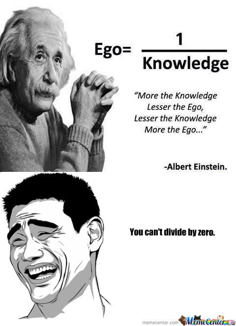 [RMX] Ego And Knowledge Proportion