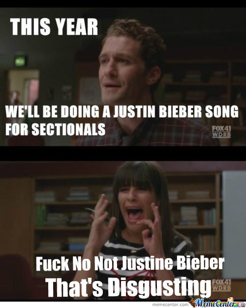 [RMX] Even Though I Hate Glee... This Is Still Funny