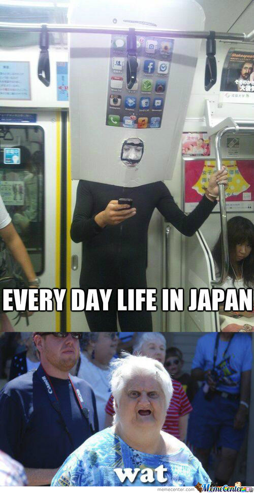 [RMX] Every Day Life In Japan