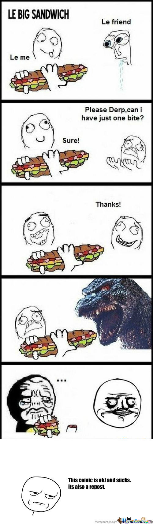 [RMX] Everytime My Friends Have Something Awesome To Eat.... X3