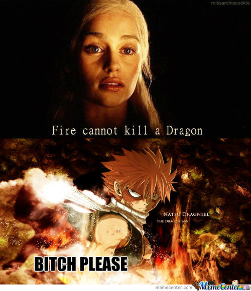 [RMX] Fire Cannot Kill A Dragon?
