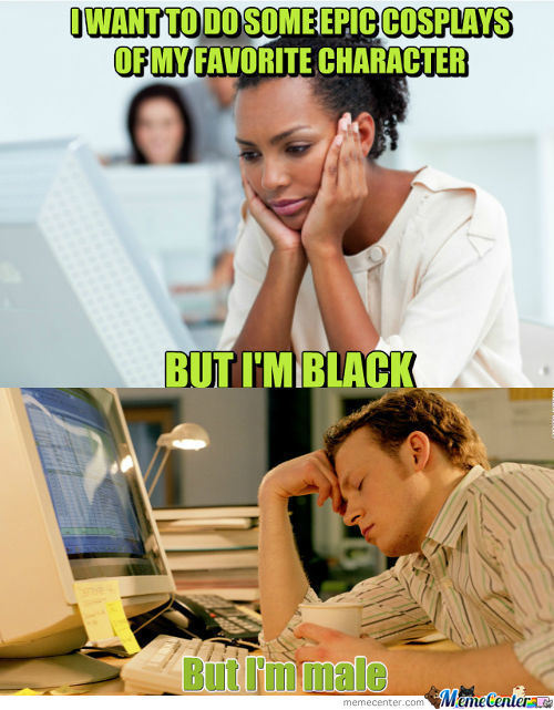 [RMX] First World Problems Edition: Black.
