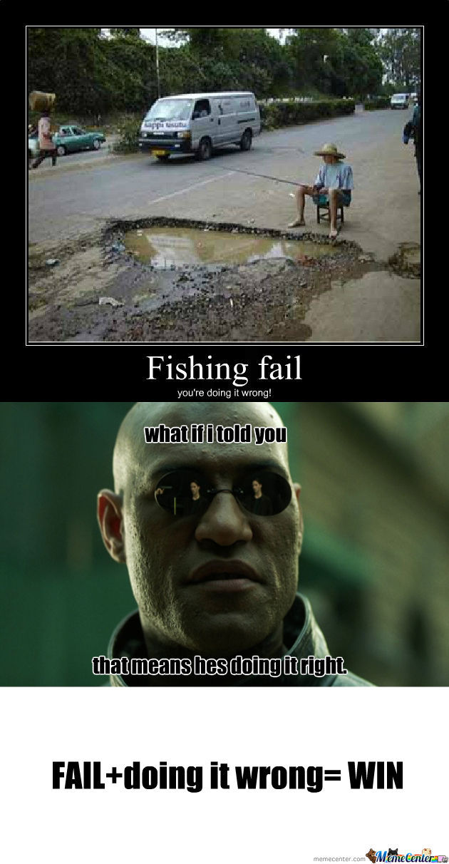 [RMX] fishing fail