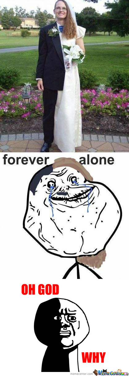 [RMX] Forever Alone,twice!!!!