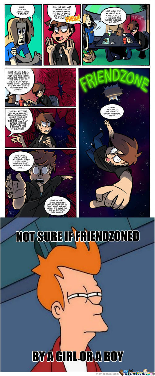 [RMX] Friendzoned