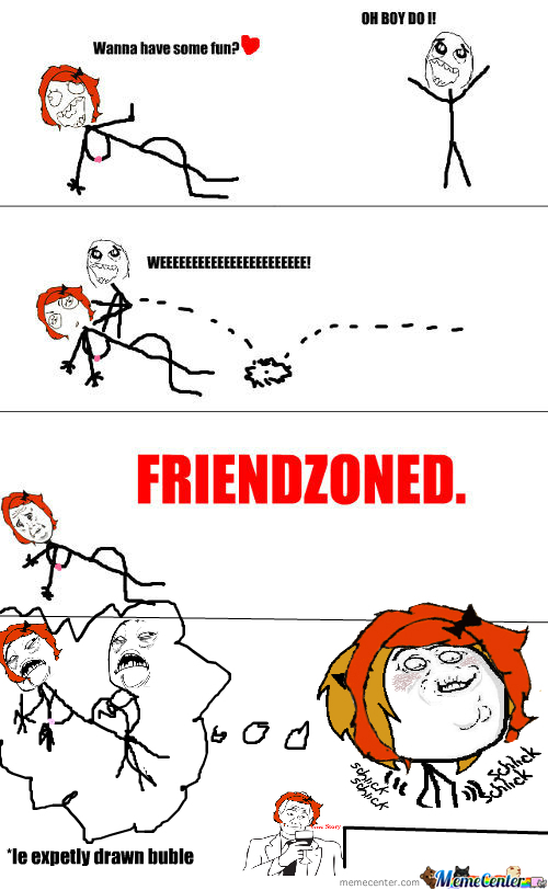 [RMX] Friendzoned.