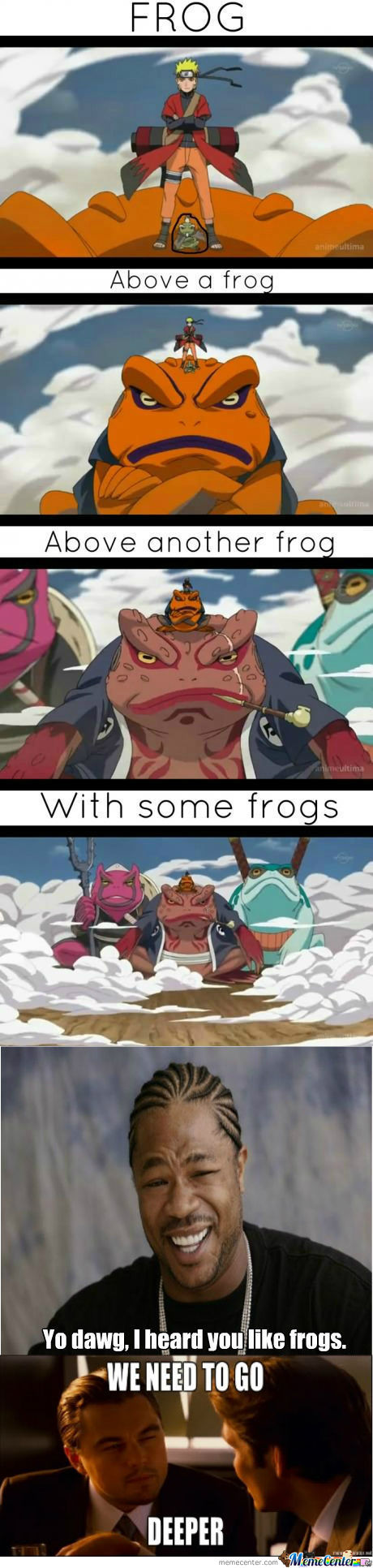 [RMX] Frogception