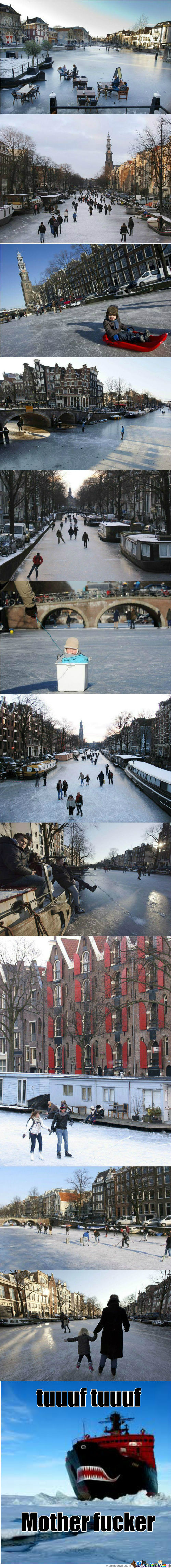 [RMX] Frozen Canals Of Amsterdam Compilation