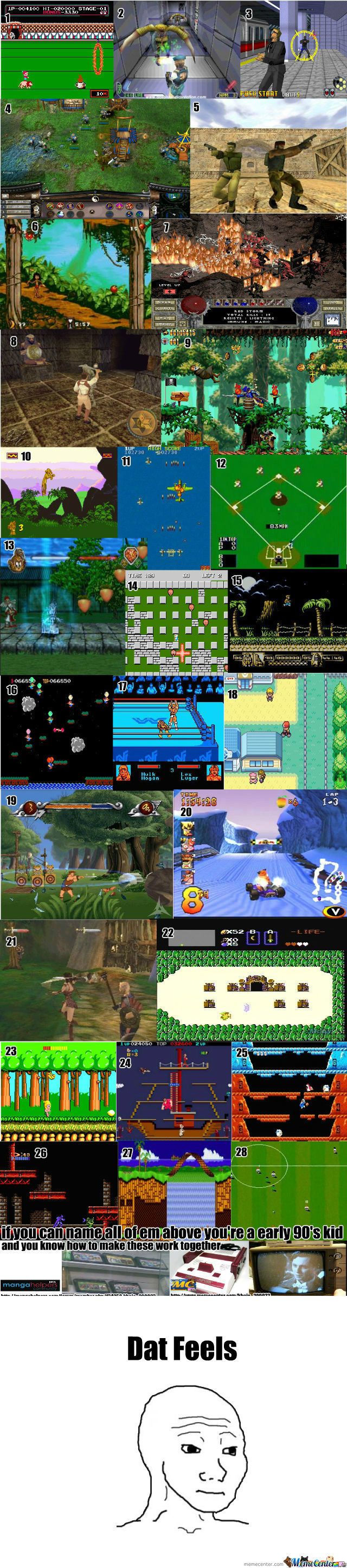[RMX] Games I Used To Play Compilation Part 2