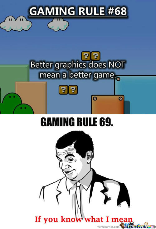 [RMX] Gaming Rule 68