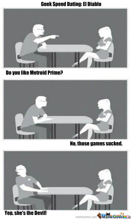 [RMX] Geek Speed-Dating