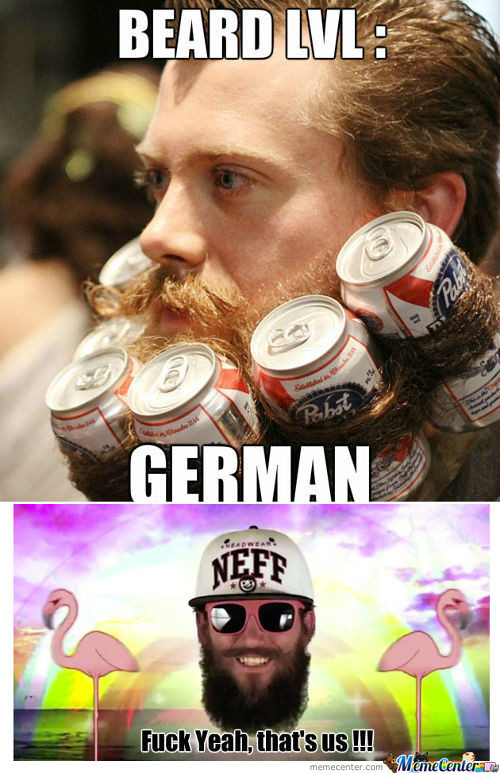 [RMX] German Beard