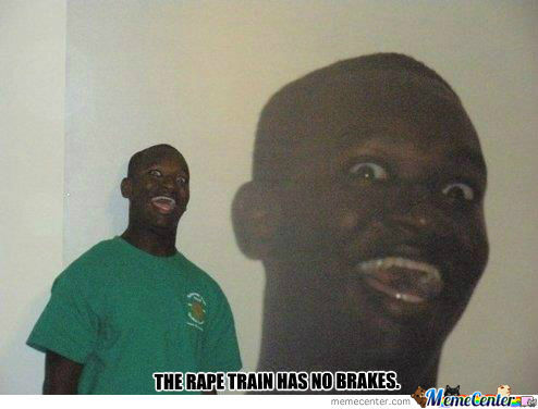 [RMX] Get In The Rape Train.